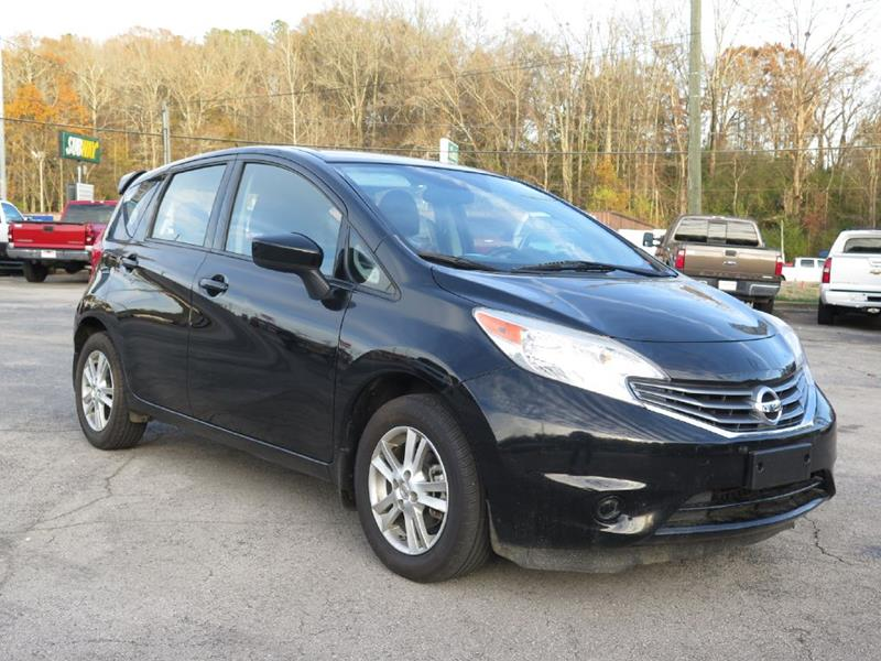 2015 Nissan Versa Note S In Pell City AL - Discount Auto Sales