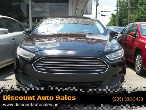 2016 Ford Fusion for sale in Pell City, AL