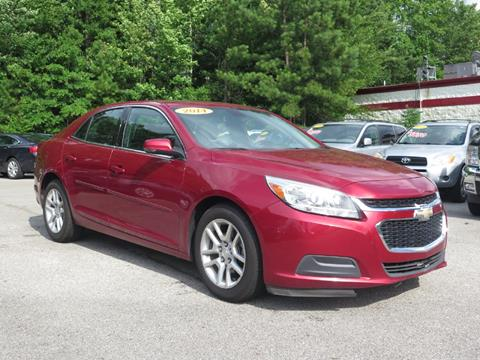 2014 Chevrolet Malibu for sale in Pell City, AL