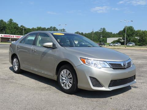 2014 Toyota Camry for sale in Pell City, AL
