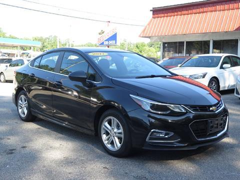 2017 Chevrolet Cruze for sale in Pell City, AL
