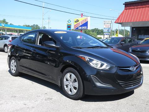 2016 Hyundai Elantra for sale in Pell City, AL