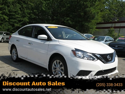 2018 Nissan Sentra for sale in Pell City, AL