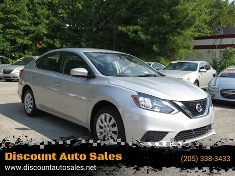 2019 Nissan Sentra for sale in Pell City, AL