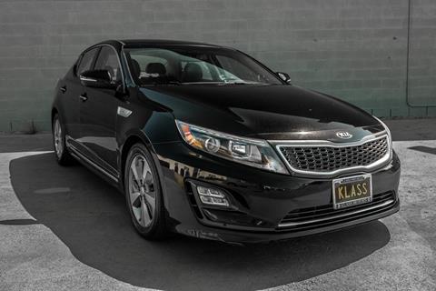 2014 Kia Optima Hybrid For Sale In Santa Ana, CA