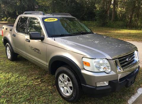 2008 Ford Explorer Sport Trac for sale in Gainesville, FL