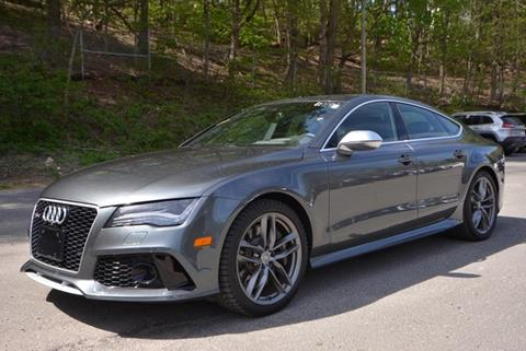 2014 Audi RS 7 for sale in Naugatuck, CT