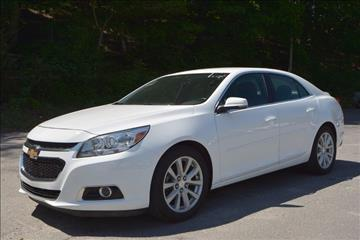 2015 Chevrolet Malibu for sale in Naugatuck, CT