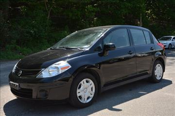 2012 Nissan Versa for sale in Naugatuck, CT