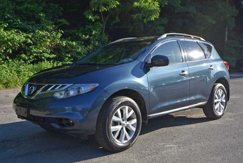 2014 Nissan Murano for sale in Naugatuck, CT
