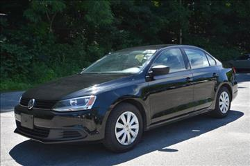 2014 Volkswagen Jetta for sale in Naugatuck, CT