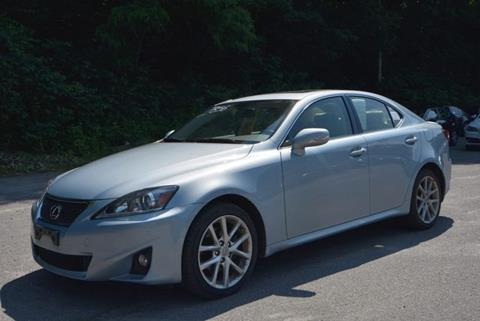 2012 Lexus IS 250 for sale in Naugatuck, CT