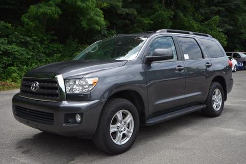 2016 Toyota Sequoia for sale in Naugatuck, CT