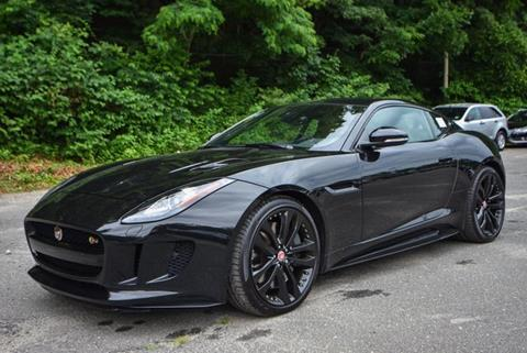 2016 Jaguar F-TYPE for sale in Naugatuck, CT