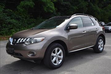 2010 Nissan Murano for sale in Naugatuck, CT