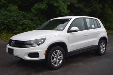 2012 Volkswagen Tiguan for sale in Naugatuck, CT