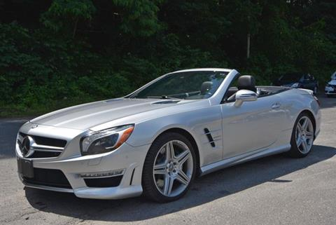 2013 Mercedes-Benz SL-Class for sale in Naugatuck, CT