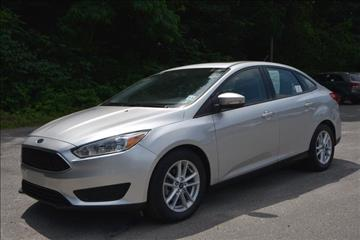 2016 Ford Focus for sale in Naugatuck, CT