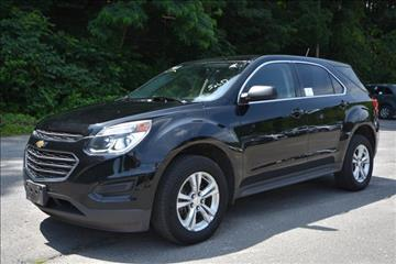 2016 Chevrolet Equinox for sale in Naugatuck, CT