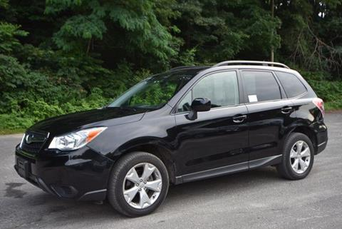 2015 Subaru Forester for sale in Naugatuck, CT