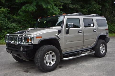 2005 HUMMER H2 for sale in Naugatuck, CT