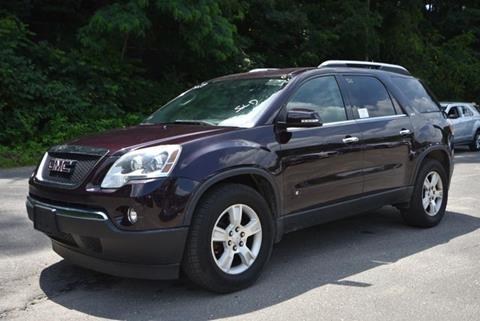 2009 GMC Acadia for sale in Naugatuck, CT