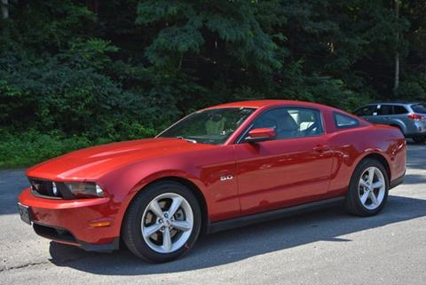 2012 Ford Mustang for sale in Naugatuck, CT