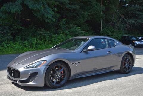 2013 Maserati GranTurismo for sale in Naugatuck, CT