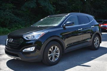 2014 Hyundai Santa Fe Sport for sale in Naugatuck, CT