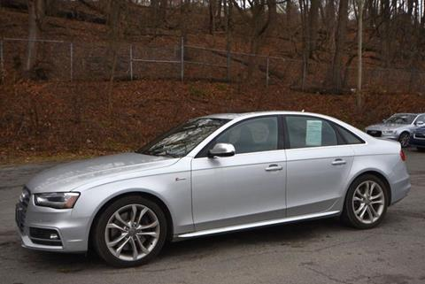 2014 Audi S4 for sale in Naugatuck, CT