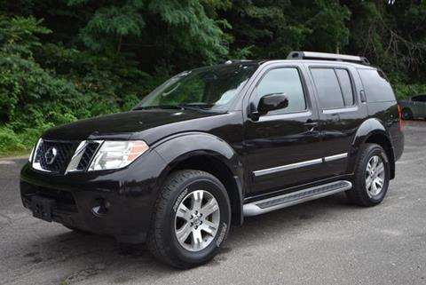 2011 Nissan Pathfinder for sale in Naugatuck, CT