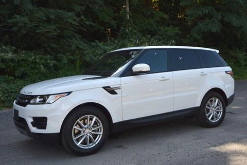 2017 Land Rover Range Rover Sport for sale in Naugatuck, CT