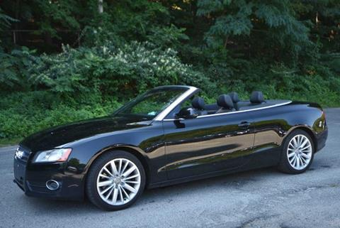 2012 Audi A5 for sale in Naugatuck, CT