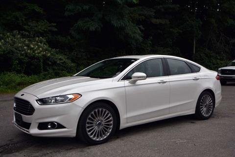 2014 Ford Fusion for sale in Naugatuck, CT
