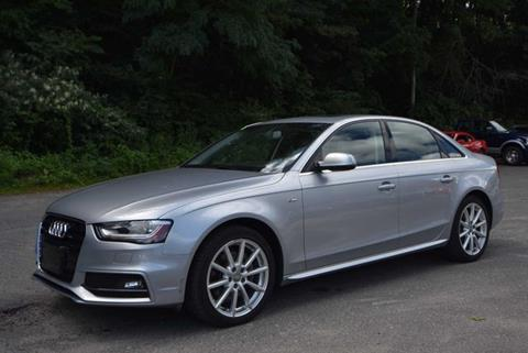 2015 Audi A4 for sale in Naugatuck, CT