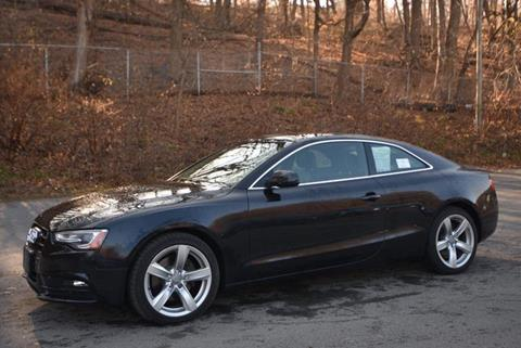2013 Audi A5 for sale in Naugatuck, CT