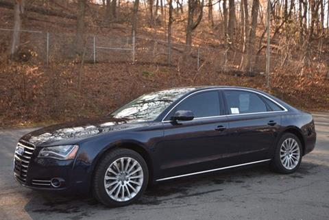 2013 Audi A8 L for sale in Naugatuck, CT