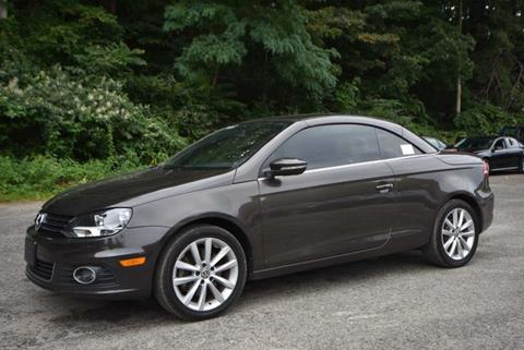 2014 Volkswagen Eos for sale in Naugatuck, CT