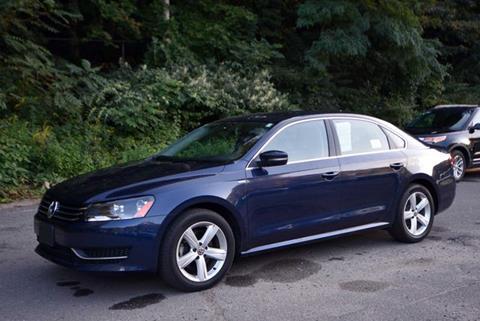 2014 Volkswagen Passat for sale in Naugatuck, CT