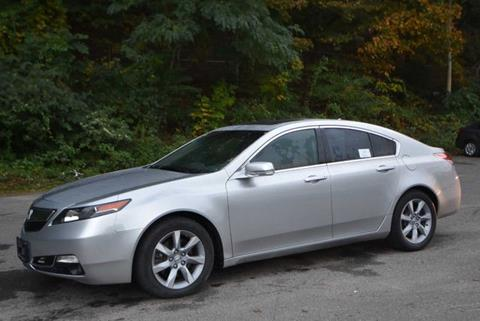 2012 Acura TL for sale in Naugatuck, CT