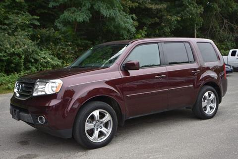2014 Honda Pilot for sale in Naugatuck, CT