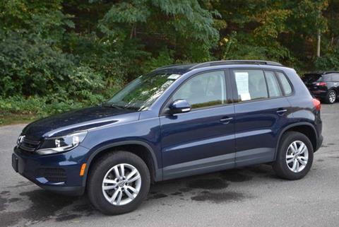 2015 Volkswagen Tiguan for sale in Naugatuck, CT
