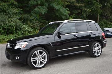 2012 Mercedes-Benz GLK for sale in Naugatuck, CT