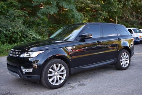 2014 Land Rover Range Rover Sport for sale in Naugatuck, CT