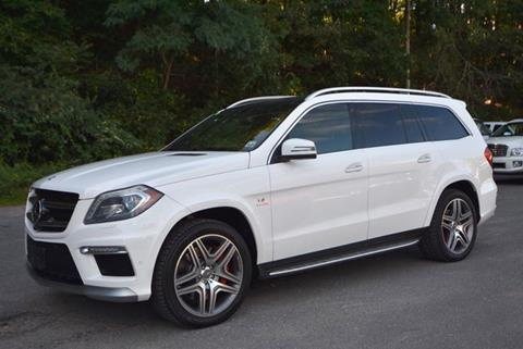 2014 Mercedes-Benz GL-Class for sale in Naugatuck, CT