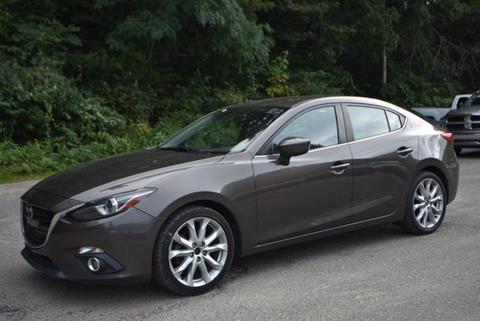 2014 Mazda MAZDA3 for sale in Naugatuck, CT