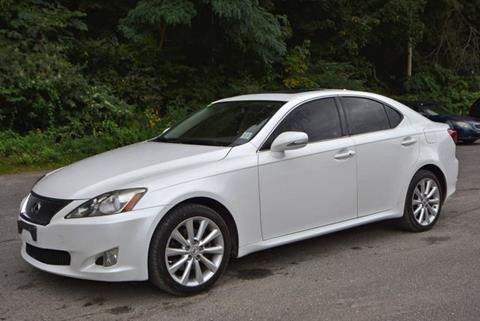 2010 Lexus IS 250 for sale in Naugatuck, CT
