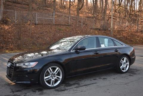 2014 Audi A6 for sale in Naugatuck, CT