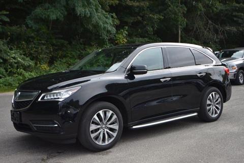 2015 Acura MDX for sale in Naugatuck, CT