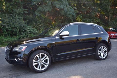 2014 Audi SQ5 for sale in Naugatuck, CT